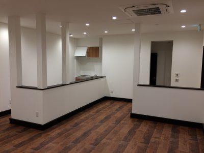 1階店舗&事務所スペース(飲食・カフェ向き)